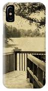 Seney Osprey IPhone Case