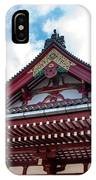 Sensoji Temple IPhone Case