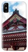 Sensoji Temple IPhone Case