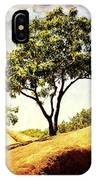 Sentinal Tree IPhone Case