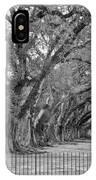 Sentinels Monochrome IPhone Case