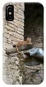 Sentry Cat IPhone Case