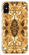 Sepia Bag Fairies 1 IPhone Case