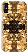 Sepia Bag Fairies 3 IPhone Case