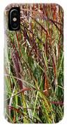 September Grasses By Jrr IPhone Case