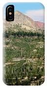 Sequoi National Park IPhone Case