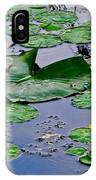 Serene To The Extreme IPhone Case