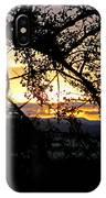 Serengeti Sunset IPhone Case