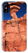 Serpent On The Cliff IPhone Case