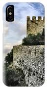 Sesimbra Castle IPhone Case
