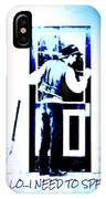 Seth Macfarlane Satire IPhone Case