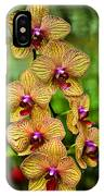 Seven Blooms IPhone Case