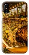Seven Falls Visitors Center IPhone Case
