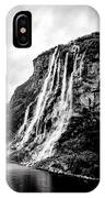 Seven Sisters Waterfall IPhone Case