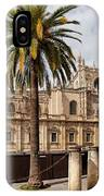 Seville Cathedral In Spain IPhone Case