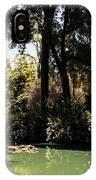 Autumn In Seville IPhone Case