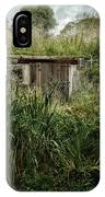 Shack In The Park IPhone Case