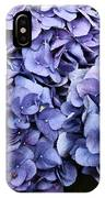 Shades Of Blue IPhone X Case