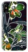 Shades Of Green And Gray IPhone Case