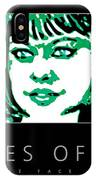 Shades Of Jade Poster IPhone Case