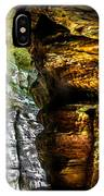 Shades Of Light And Color IPhone Case