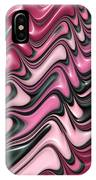 Shades Of Pink And Red Decorative Design IPhone Case