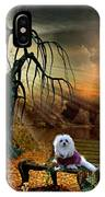 Shades Of The Fall  IPhone Case