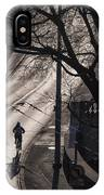 Shadow And Light IPhone Case