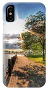 Shadow And Light V1 IPhone Case
