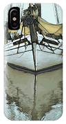 Shadow Of Boat IPhone Case