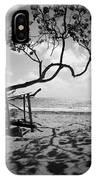 Shadow Tree Cas En Bas IPhone Case