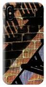 Shadow Walker IPhone Case