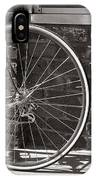 Shadow Wheel IPhone X Case