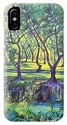 Shadows At Noon - Indian Landscapes IPhone Case