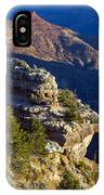 Shadows In The Canyon IPhone Case