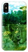 Shadows On The Land IPhone Case