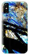 Shadowy Snowy Dune IPhone Case