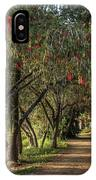Shady Path IPhone Case