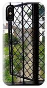 View Through Shakespeare's Window IPhone Case