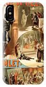 Shakespeare's Hamlet 1884 IPhone Case