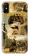 Shakespeare's Richard IIi 1884 IPhone Case
