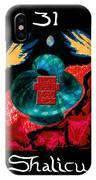 Shalicu  - Aeon / The Last Judgement IPhone Case