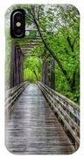 Shall We Walk In The Rain IPhone Case