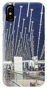 Shanghai Pudong Airport In China IPhone Case