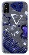 Shape From The Series The Elements And Principles Of Art IPhone Case