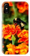 Sharing The Nectar Of Life 02 IPhone Case