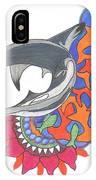 Shark Art IPhone Case