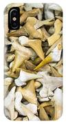 Sharks Teeth IPhone Case