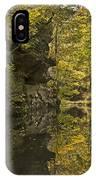 Shawnee Fall Reflection IPhone Case