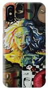 She Faces IPhone Case